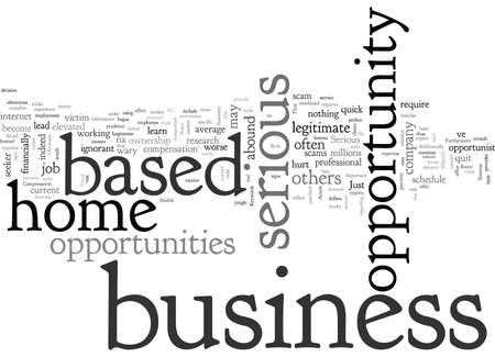 Bogus Vs Serious How To Know If A Home based Business Is Legitimate