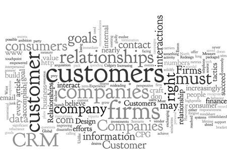 Build Customer Experiences Not Relationships