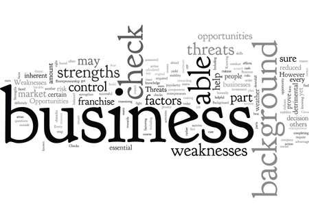 Business Background Checks