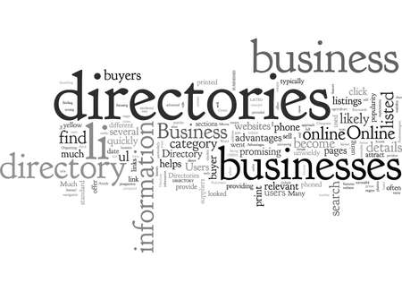 Business Directory Moves From Paper to Computer Screen
