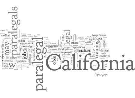 California Paralegals