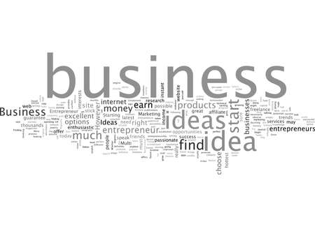 business ideas entrepreneur