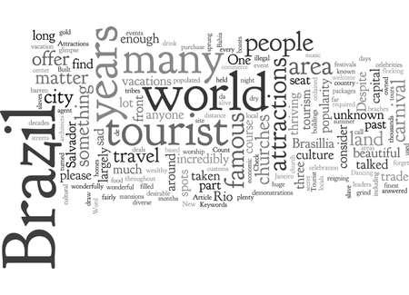 Brazil s Tourist Attractions