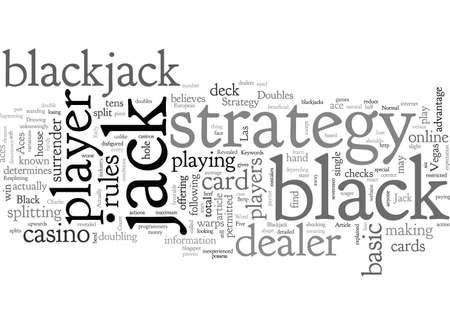 Black Jack Strategy Revealed Illusztráció