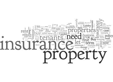 Buy To Let Property Insurance