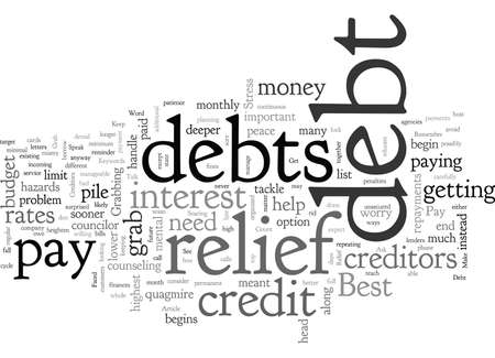 Best Ways to Grab the Debt Relief
