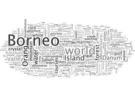 Borneo Exotic Island Paradise