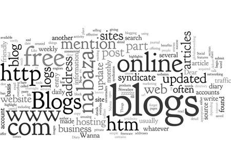 Blogs I Wanna Have My Blogs