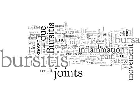 Bursitis An Unimaginable Joint Pain