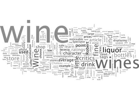 Buy Fine Wine at Great Prices A Strategy