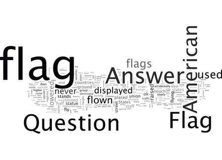 Bizarre Flag Facts Q As