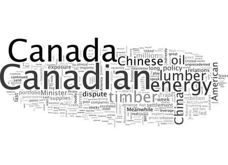 Canada Plays China Card