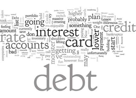 Bury The Debt Monster Part Two