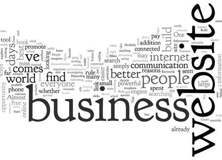 Build A Website It Is The Key To Home Business Success