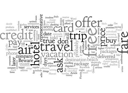 Beware Of Travel Scams