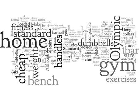 Cheap Home Gym Essentials