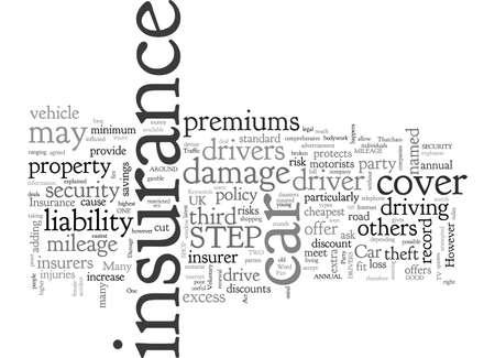 Car Insurance Explained Illusztráció