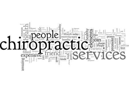 Servizi di chiropratica per la tua salute