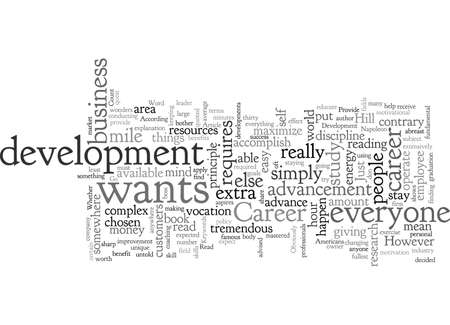 Career Development What You Can Do To Further Your Career