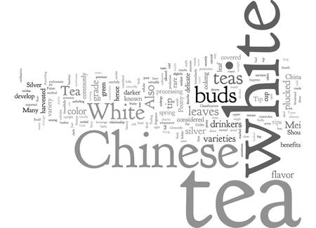 Chinese White Tea and Its Types