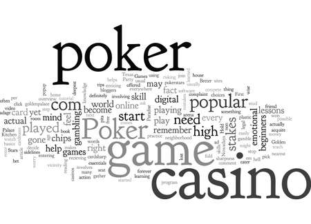 casinopoker