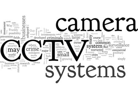 Cctv Camera System Captures You Whether You Like It Or Not