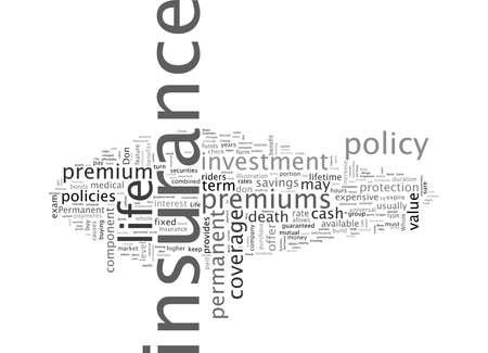 Cheap Insurance Life Ilustrace