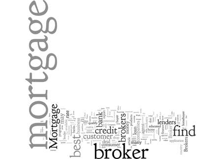 Choose Wisely A Comparison of Mortgage Brokers And Banks