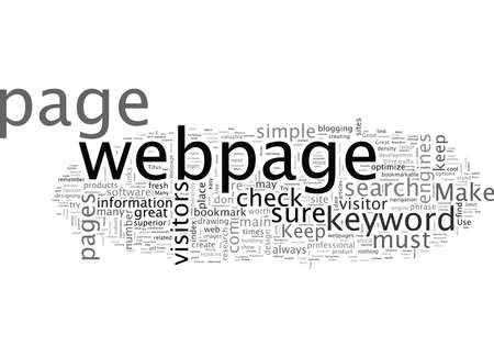 Characteristics Of A Great Webpage