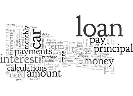 Car Loan Calculations