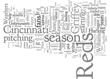 Cincinnati Reds Preview Иллюстрация