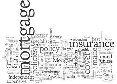 Cheap Mortgage Insurance Can Help You To Keep The Roof Over Your Head Çizim