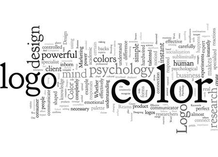 Color Psychology A Key To Effective Logo Design Vettoriali