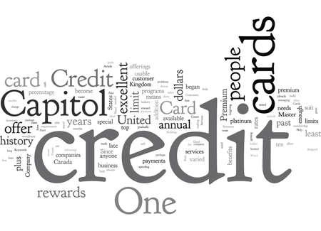 Capitol One Credit Card Premium Credit Services