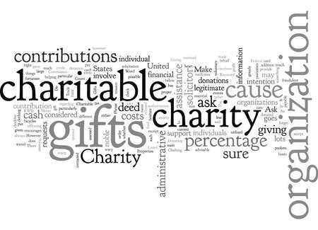 Wohltätigkeitsgeschenke