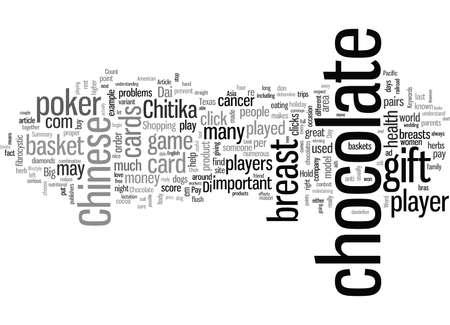 Chocolate s Versatility