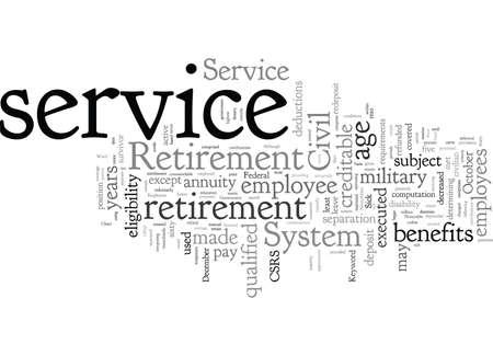 Civil Service Retirement System