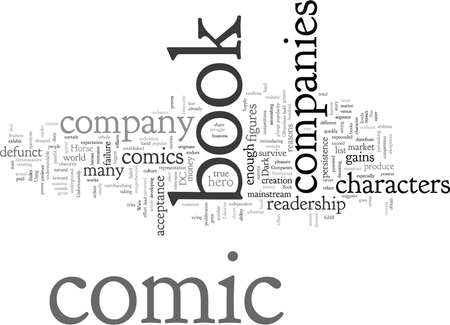 Comic Book Companies
