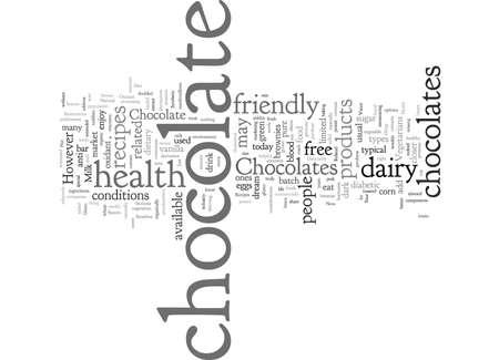 Recetas relacionadas con el chocolate y restricciones dietéticas