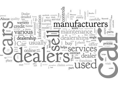 Car Dealer The Safety Measures And Benefits Illustration