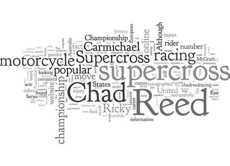 Chad Reed A Popular Australian Supercross Rider