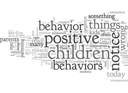 Change Your Child s Behavior With Positive Reinforcement