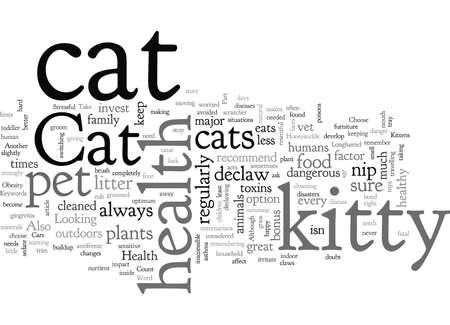 Cat Health and Cat Care