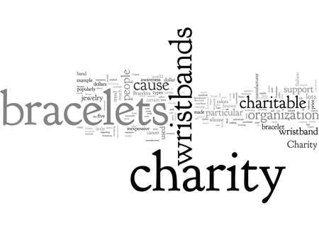 charity bracelets Çizim