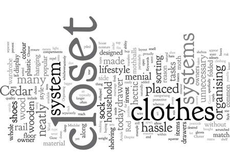 Clutter Be Gone How to Cleanse A Closet Cedar Style