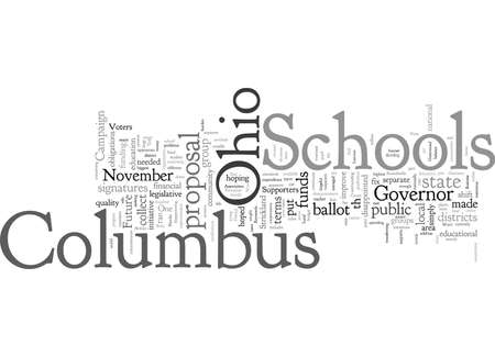 Columbus Schools Won t See Vote In