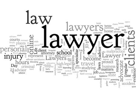 Career Talk A Day In The Life Of A Lawyer