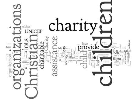 christian children charity organizations