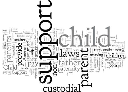 Child Support Law Opinions