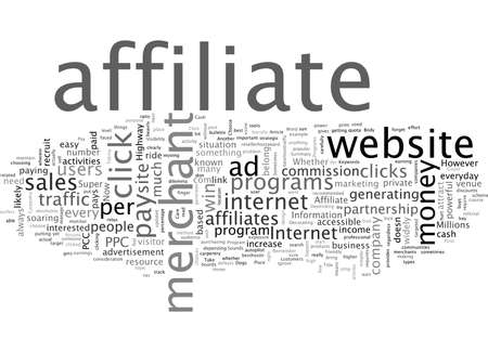 Cash And Pay Per Click Affiliate Programs